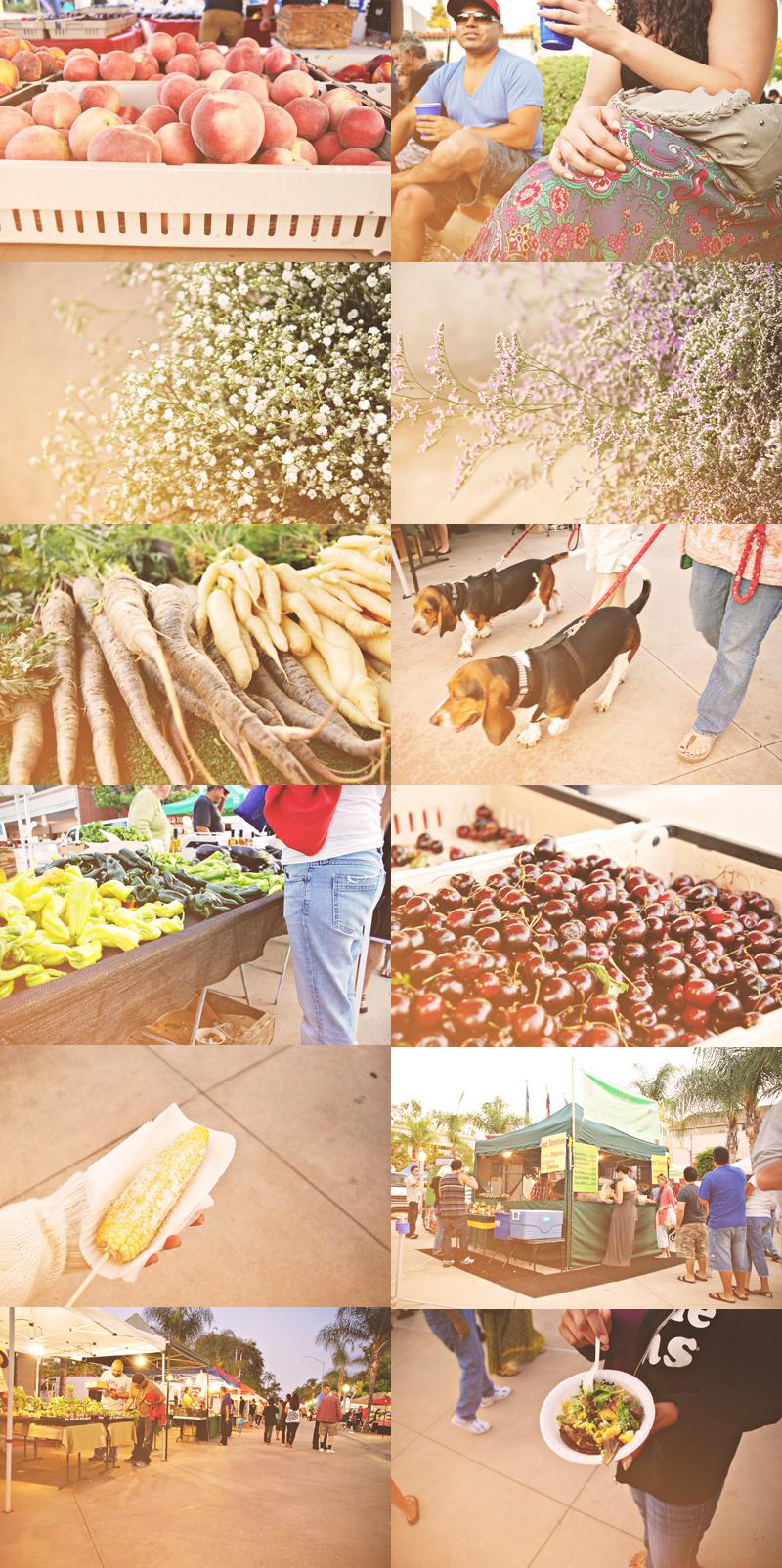 Fullerton farmers market