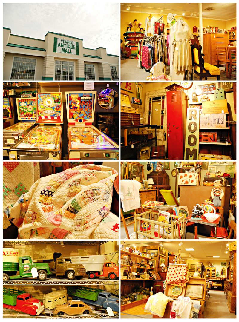 Veranda antique mall