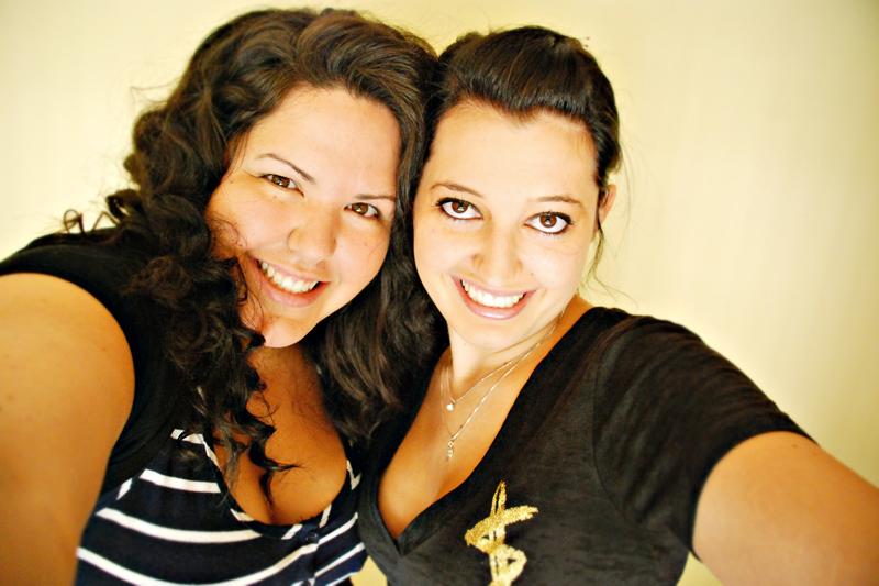 Me and sarah_blog