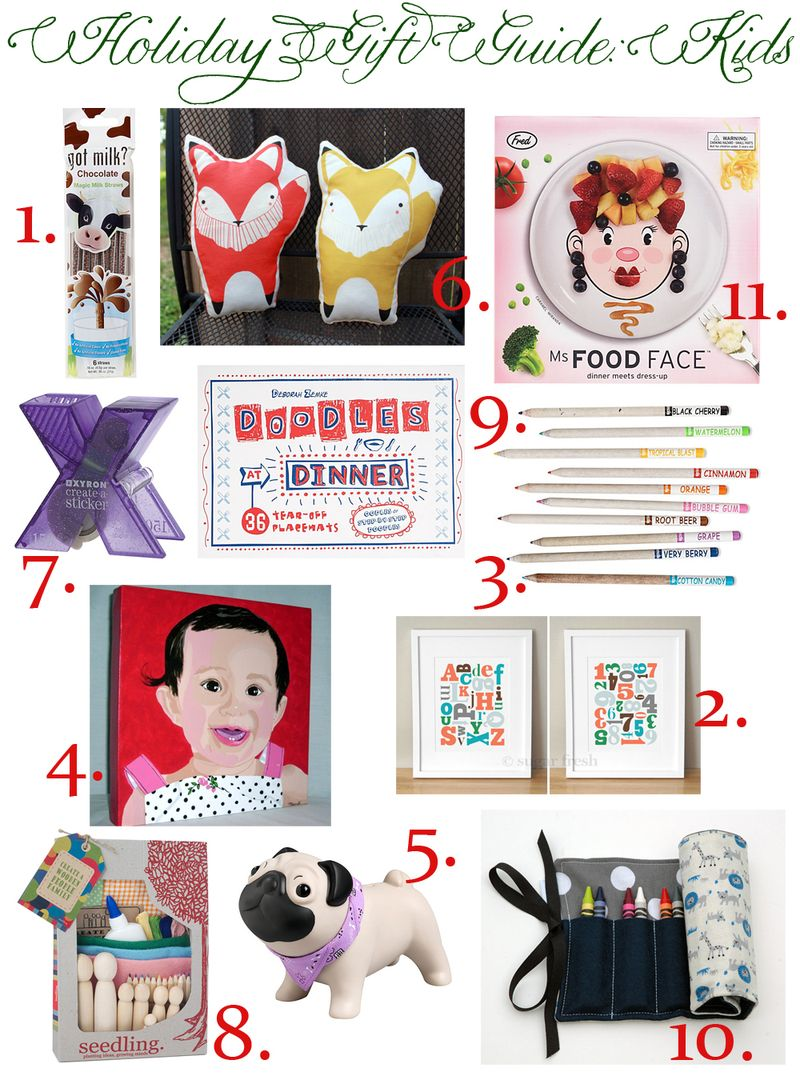 Holiday gift ideas_kids